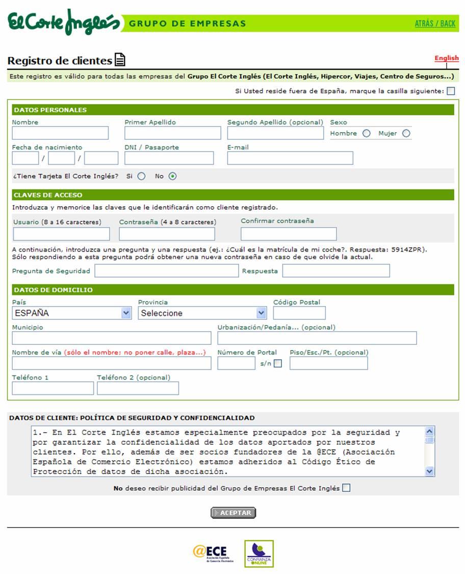 b99aa2bca23 Ese formulario ni siquiera incluye los campos de forma de pago o las  entradas que quieres comprar, esos van después... Para comprar las entradas  dan una ...
