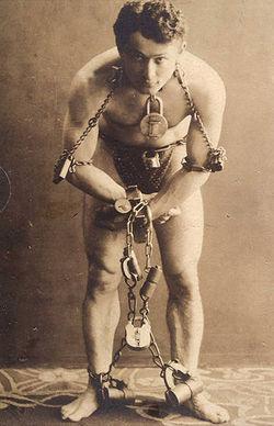 Houdini at work