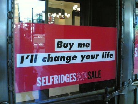 Selfridges_Sale_Barbara_Kruger