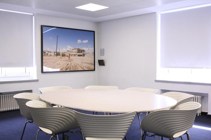 Sala reuniones idealista